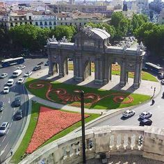 Puerta de Alcalá.