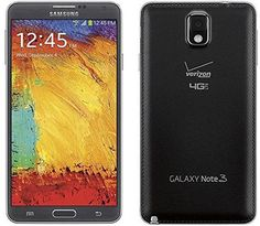Samsung Galaxy Note 3 N900V 32GB Verizon / Unlocked GSM 4G LTE Quad-Core Smartphone - Black >>> To view further for this item, visit the image link.