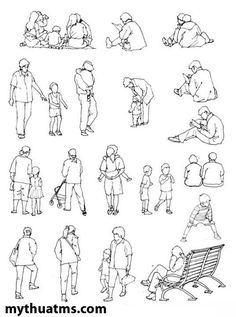 dien hoa nguoi trong kien truc 6 Urban Sketching, Painting People, Human Sketch, Drawing People, Sketch Book, People Illustration, Human Figure Sketches, Human Figure Drawing, Sketches Of People