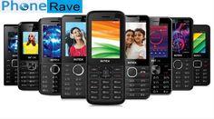 India based phone maker Intex has introduced a new 4G feature phone along with 8 new 2G Feature phon