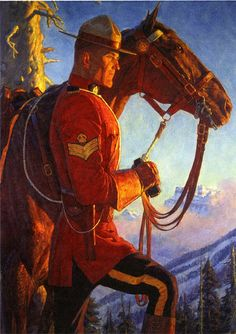 All hail The Royal Canadian Mounted Police Canadian History, O Canada, Cypress Hill, National Police, Sitting Bull, Le Far West, Western Art, Travel Posters, Portrait