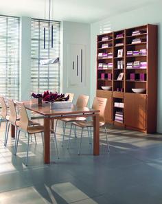 Lundia Original boekenkast modern Conference Room, Divider, Modern, Table, Furniture, Home Decor, Trendy Tree, Decoration Home, Room Decor