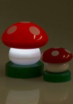 Shining Shiitake Lamp Set | Mod Retro Vintage Decor Accessories | ModCloth.com