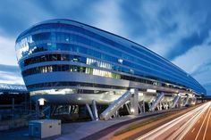 The Squaire by RENSON® Ventilation_Frankfurt, Germany