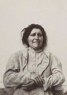 Female Mental Patient Portraits from 1907-1909 - Album on Imgur