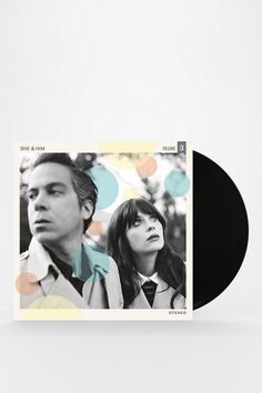 She & Him - Volume 3 LP #urbanoutfitters