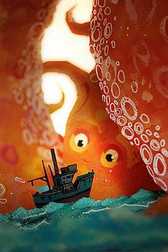 The Art Of Animation, Ciaran Duffy