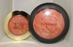 MAC Stereo Rose Dupe: Milani Rose D'Oro #MACdupe