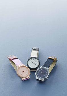 46402f8e4746 Unisex watch. Design  Komono  watch  unisex  komono  louisianamuseumshop