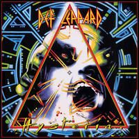 HYSTERIA is DEF LEPPARD'S fourth studio album and was released on August 3, 1987 through Mercury Records.  The album charted at #1 on Billboard Top 200 chart in the U.S. and  #1 on the U.K. Album Chart and has sold over 20 million copies worldwide, and spawned seven hit singles.