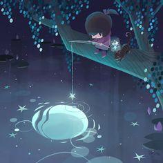 The Art Of Animation, Joey Chou