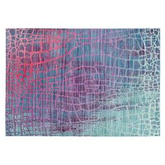 Safavieh Valencia Quinby Abstract Rug, Multicolor