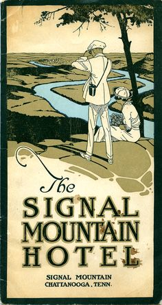 Signal Mountain Tennessee, Chattanooga Tennessee, Travel Posters, History, Twitter, Historia