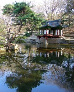 ✮ Changdeokgung Palace in Seoul, South Korea
