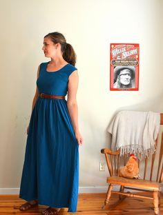 Isla Dress sewing pattern  Made By Rae