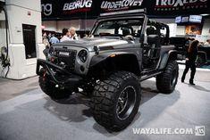 2013 SEMA Turboliner Jeep JK Wrangler