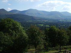 Galtee Mountains - Ireland