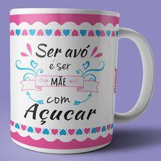 Este Natal oferece uma caneca à tua avó! Sempre que ela tomar o seu chá, vai lembrar-se de ti!  #zizimut #funnytshirts #tshirts #hoodies #sweatshirt #giftshops #personalizedgifts #personalizadas #porto #tshirtshop #mug #caneca #natal #christmas #presentedenatal #christmaspresent #avó #grandma