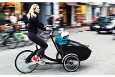 The new trioBike series - High-performance cargo bikes from trioBike Bicycle Cart, Dutch Bicycle, Velo Cargo, Side Car, Bicycle Safety, Power Bike, Latest Gadgets, Cycling Bikes, Tricycle