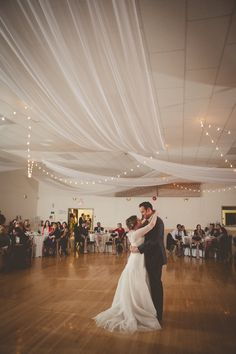 First dance as Mr. & Mrs. - wedding photography by Studio 78
