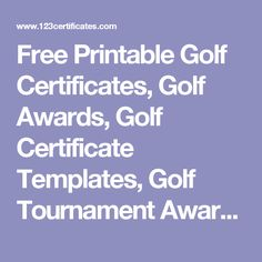 Golf Certificate Template Free 17 Best Photos Of Downloadable Border Template Certificate Borders Templates Free Rustic