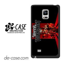 Unreal Tournament Game 3 DEAL-11551 Samsung Phonecase Cover For Samsung Galaxy Note Edge