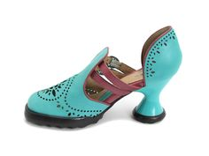 I have a pricey Fluevog addiction; would love to add these lovelies to my collection!