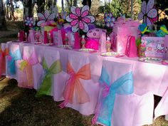 """""""Hello Kitty"""" Party by Treasures and Tiaras Kids Parties, via Flickr"""