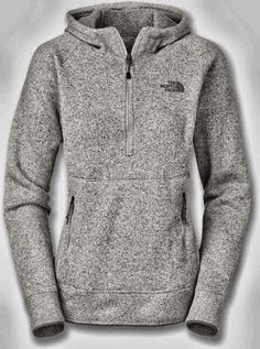 I need a new north face so bad! I'm sick of the black one and I broke the zipper, grey/white is what I'll get next time!
