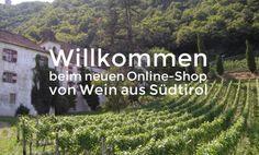Der neue Shop ist online! #Südtirol #Wein #Lagrein #Vernatsch