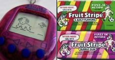 Let's see if any of these AWESOME 90's goodies give you that nostalgic feeling!