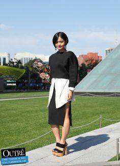 At Seoul Fashion Week… Nan Young Kim