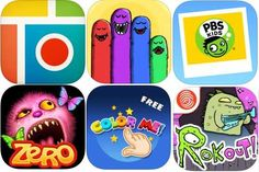 8 iPad apps to encourage creativity in young-learners