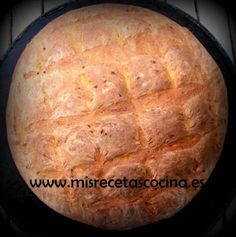 Pan de Cebolla Thermomix Kitchen Recipes, My Recipes, Sweet Recipes, Cooking Recipes, Favorite Recipes, Bread Machine Recipes, Bread Recipes, Food N, Food And Drink