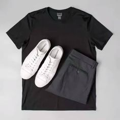 2 or Three minimal fits by . You don't need expensive clothes to look good. You don't need branded clothes… Mens Casual Dress Outfits, Stylish Mens Outfits, Formal Men Outfit, Clothing Hacks, Mens Clothing Styles, Business Casual Men, Men Casual, Business Suits, Mode Masculine Fashion