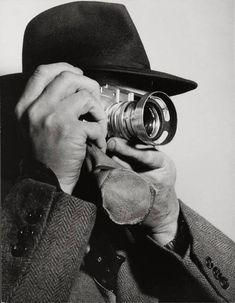 Henri Cartier-Bresson by Dimitri Kessel