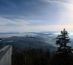Uetliberg - Zurich mountains