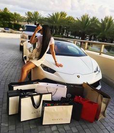 "Luxury Cars Bugatti Expensive Bentley 4 Door Tesla Maserati Ferrari Audi Cadillac Lamborghini Porsche 👉 Get Your FREE Guide ""The Best Ways To Make Money Online"" Luxury Lifestyle Fashion, Rich Lifestyle, Lifestyle Blog, Ivana, Pinterest Instagram, Luxury Girl, Life Of Luxury, Luxury Shop, Billionaire Lifestyle"
