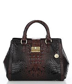 Loving this Annabelle satchel from Brahmin. I'm quickly falling in love with the gorgeousness & quality of Brahmin bags!