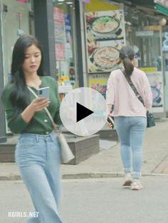 Kim Joo Jung, Ideal Girl, Korean Beauty Girls, Graduation Photos, Korean Actresses, Kdrama, Mom Jeans, Normcore, Hairstyle