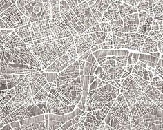 london print, 10x8 from studiokmo