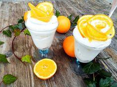 Crema fina de mascarpone cu portocale, fara zahar, numai buna pentru orice dieta low carb, keto, dukan, Montignac sau pentru diabetici.