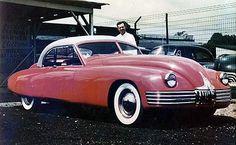 Dieselpunk: 1941 Buick