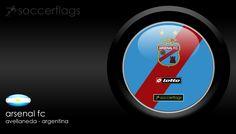 Arsenal FC Sarandí - Veja mais Wallpapers e baixe de graça em nosso Blog. Visite-nos ads.tt/78i3u