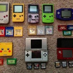 Gameboy will always be my favorite console hands down. it was my first and only game system when I was a kid and i still cherish the memories I had with it
