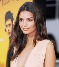 Emily Ratajkowski turned heads with sun-kissed cheeks, sheer nude lips, and relaxed beach waves. Try Nars' Lipstick ($27) in Belle de Jour for a barely-there lip color like Ratajkowski's.