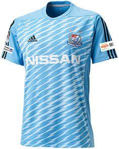 Insane Adidas Yokohama F·Marinos 2017 Kits Released - Footy Headlines Goalkeeper Kits, Sports Jersey Design, Football Kits, Yokohama, White Shorts, Adidas, Stylish, Outfits
