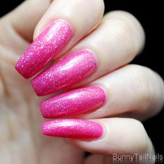 BunnyTailNails: El Corazon – Theme Week : Sizzling with anticipation