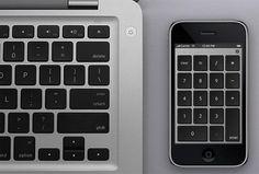 Numeric Keypad – Fubiz™
