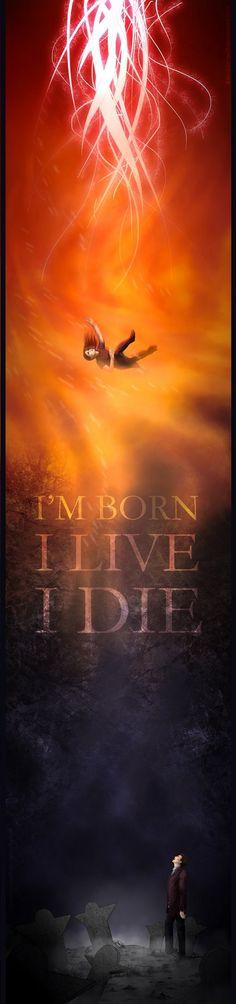Born Again by 6worldangel9 on deviantART